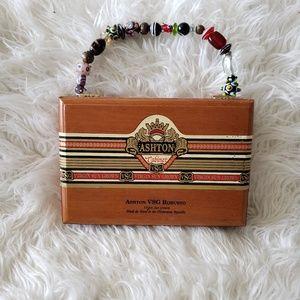 Handbags - Cigar box purse